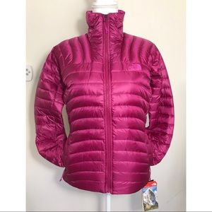The North Face Thunder Micro Jacket 800 Down Sz S